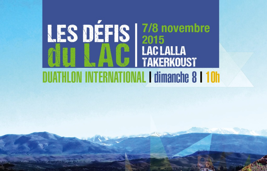 Défis du lac - go2events