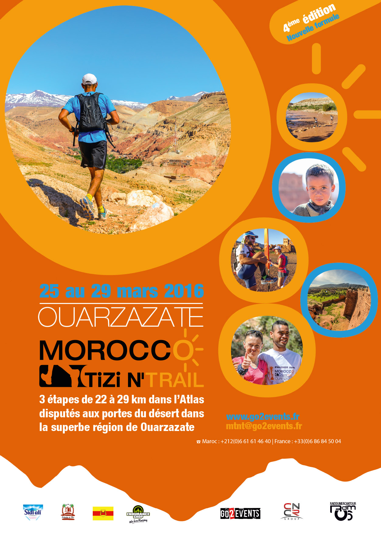 Morocco tizi'n Trail 2016 - Go2events