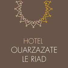 Logo le Riad Ouarzazate - GO2EVENTS