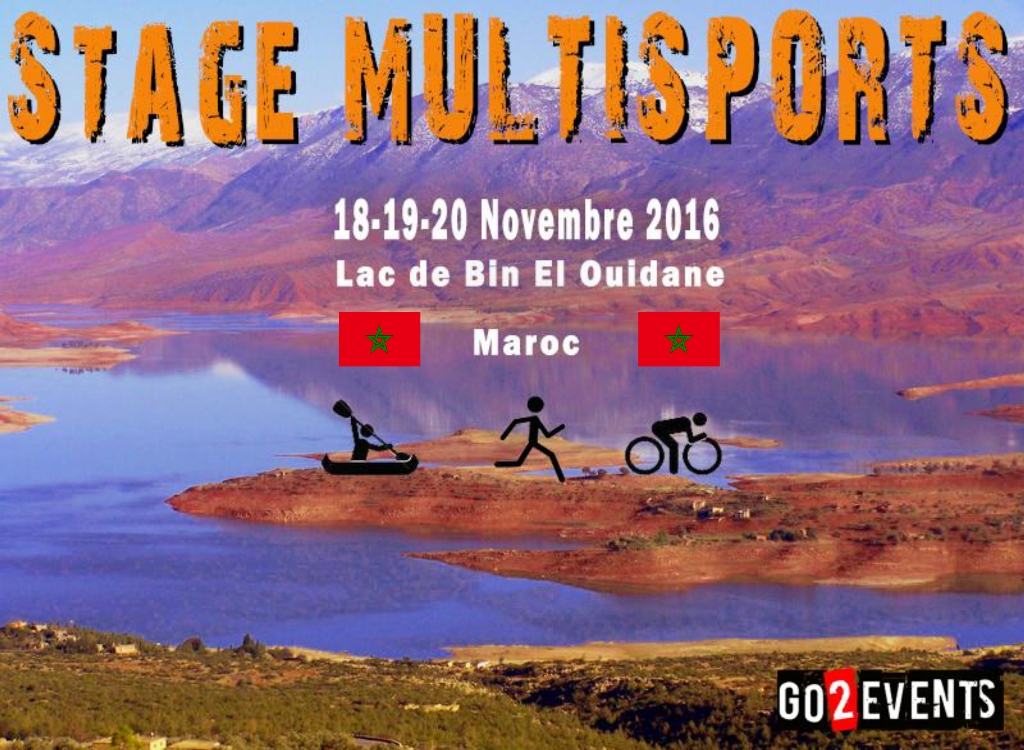 Stage multisports - GO2EVENTS