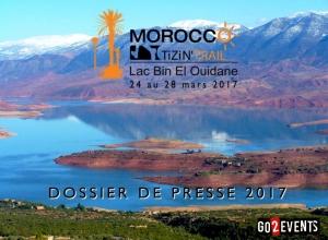 Dossier de presse Morocco Tizi n'Trail 2017 - GO2EVENTS