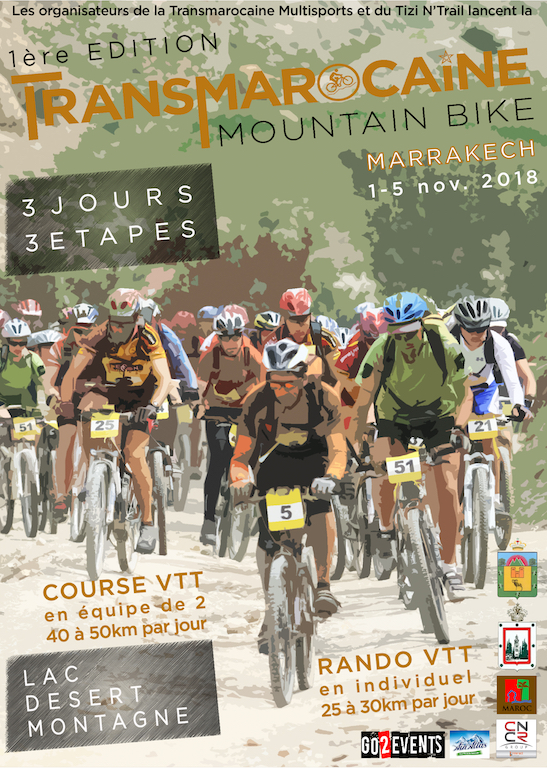 Transmarocaine Mountain Bike - G02EVENTS