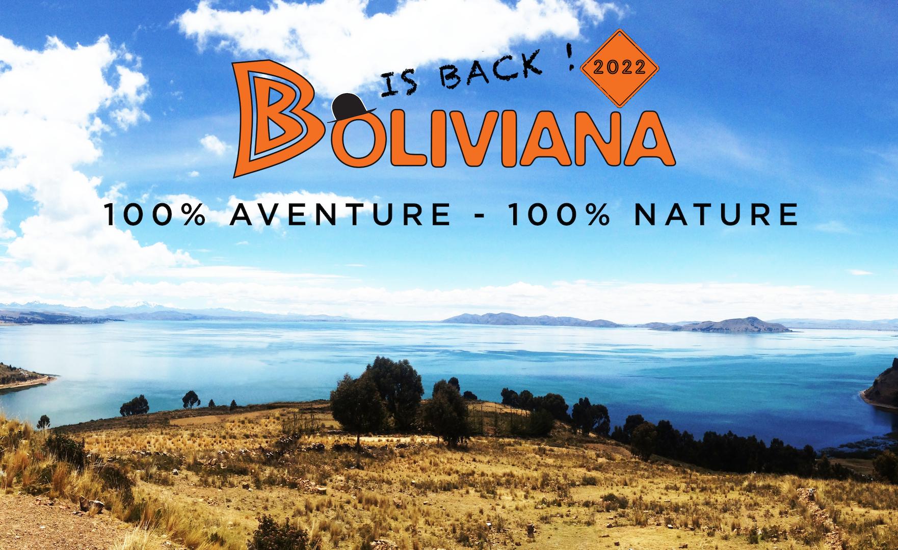 Boliviana 2022 - GO2EVENTS