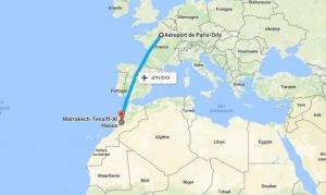 Paris Marrakech - Morocco Tizi N'Trail - GO2EVENTS