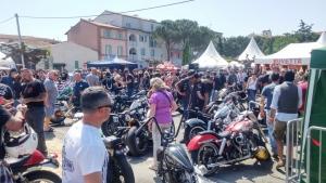 Road trip Harley -DOG RUN - Eurofestival 2015 - GO2EVENTS