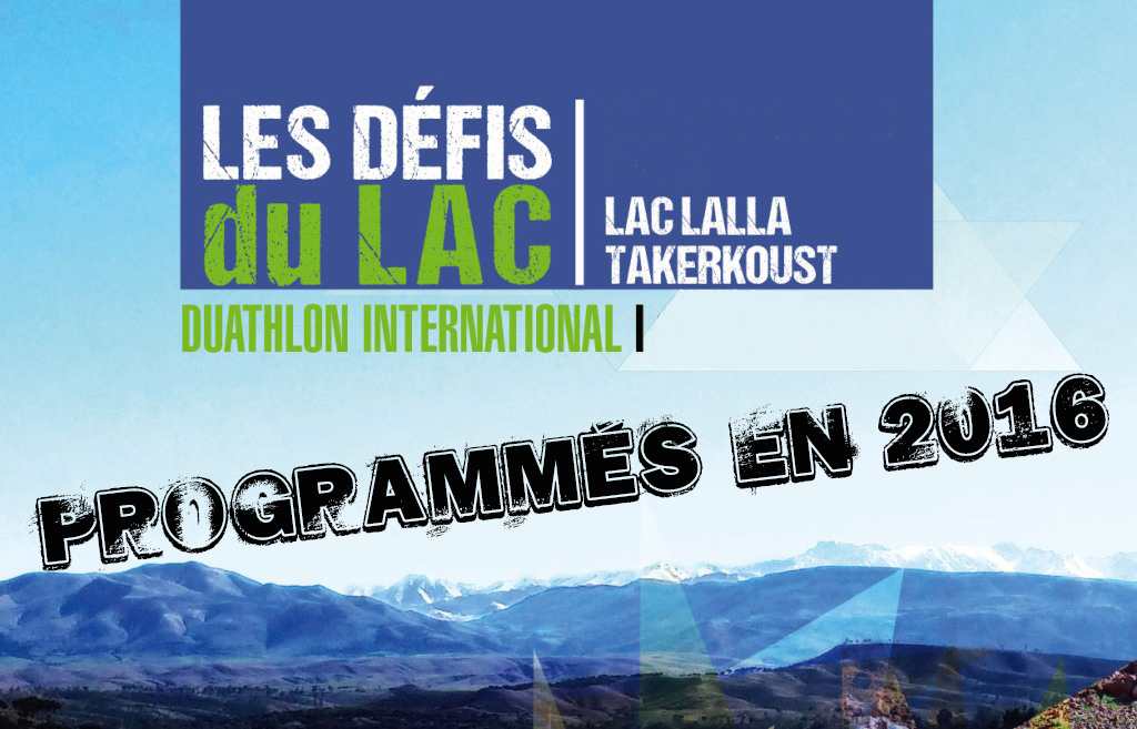 Défis du lac 2016 - go2events