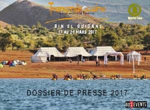 Dossier de presse Transmarocaine 2017 - GO2EVENTS