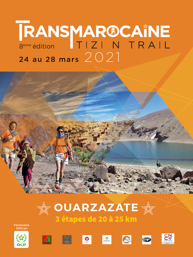 flyer Transmarocaine Tizi N'Trail 2021 - GO2EVENTS