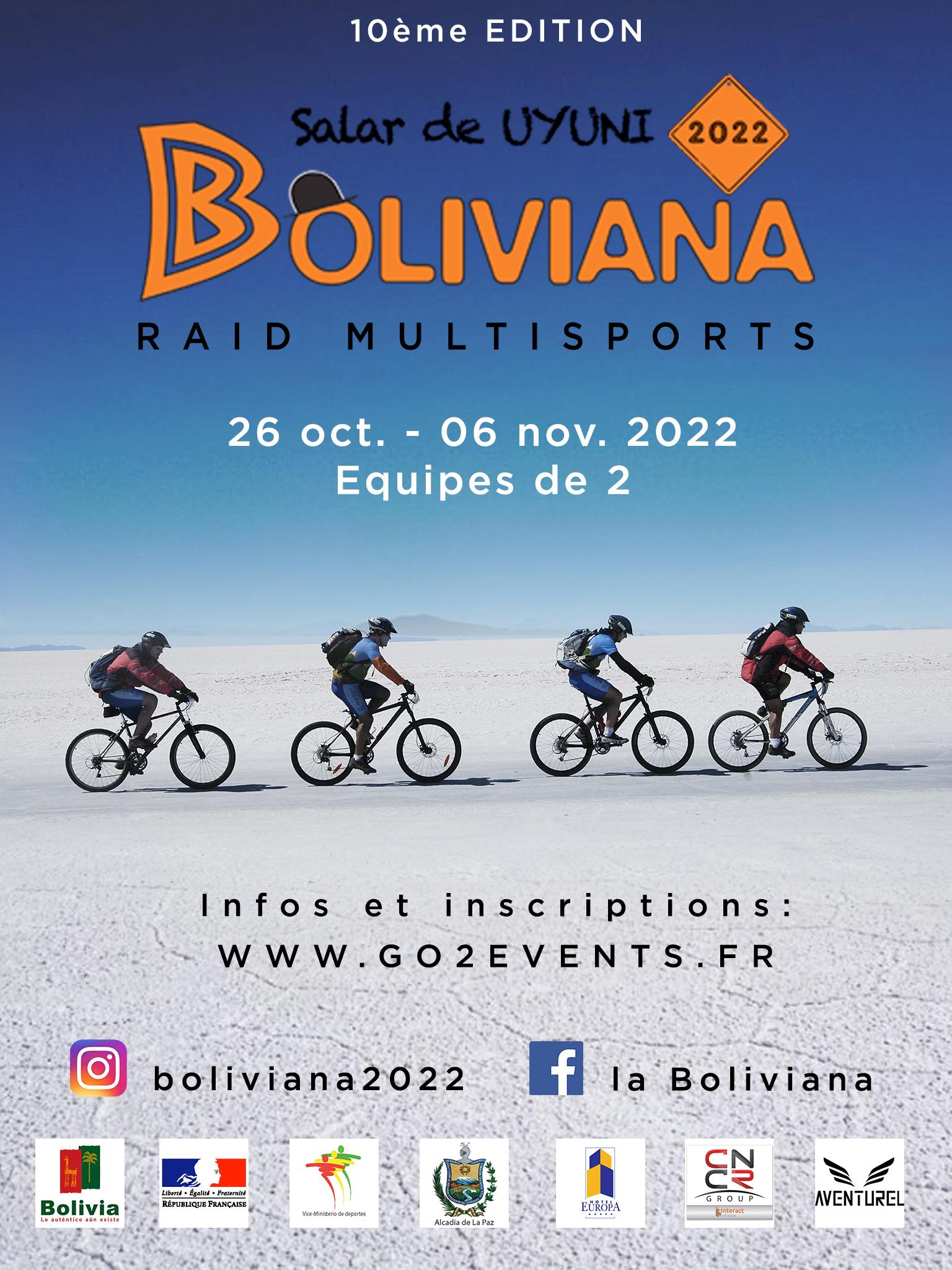 BOLIVIANA 2022